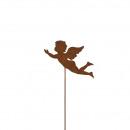 bouchon ange en métal, voler, hauteur 60cm, Stablä